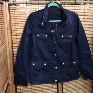 J Crew raincoat